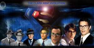 Clark Kent Evolution
