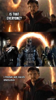 Avengers JL