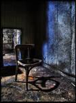 Krzeslo z szumem
