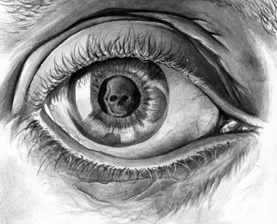 Eschers Eye by Curlie-11