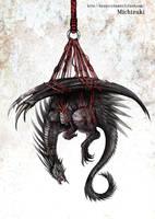 Bondage Dragon by Michizuki