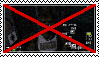 Anti Five Nights At Freddy's Stamp