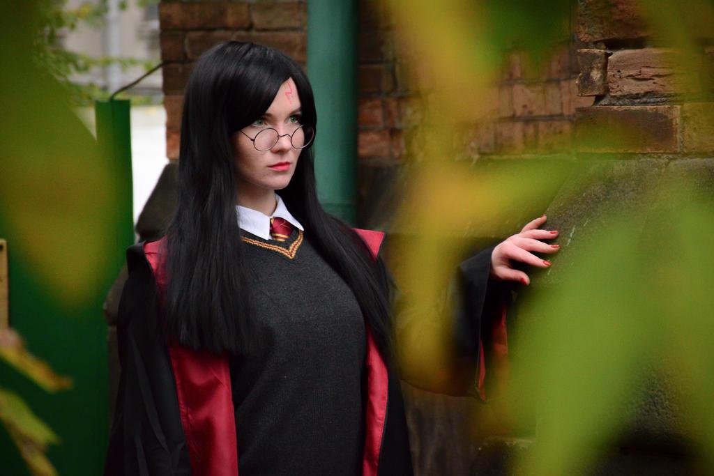 Harriet Potter by StarSirena