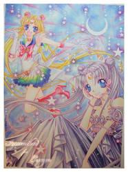 .::Mirai::to::Kibou::Sailor::Moon::. by izumika