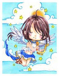 ..::Blue::Angel::.. by izumika