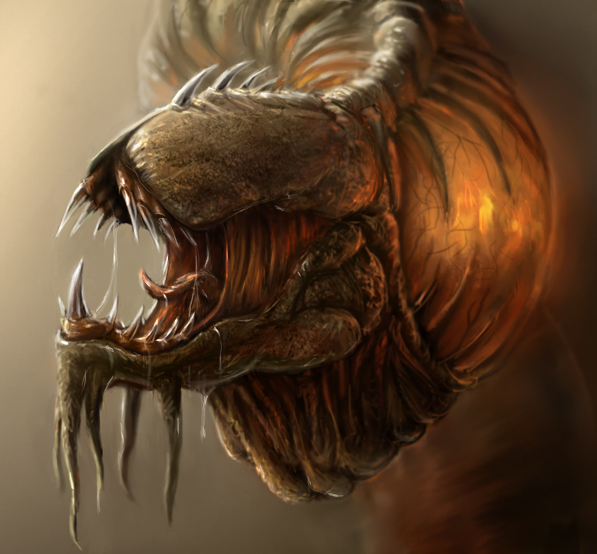 Snake Alien Colour by ReBeLKiMy on DeviantArt