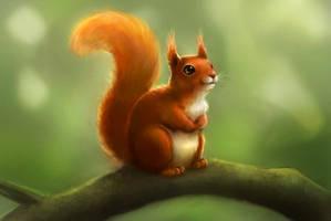 Squirrelzz by ReBeLKiMy