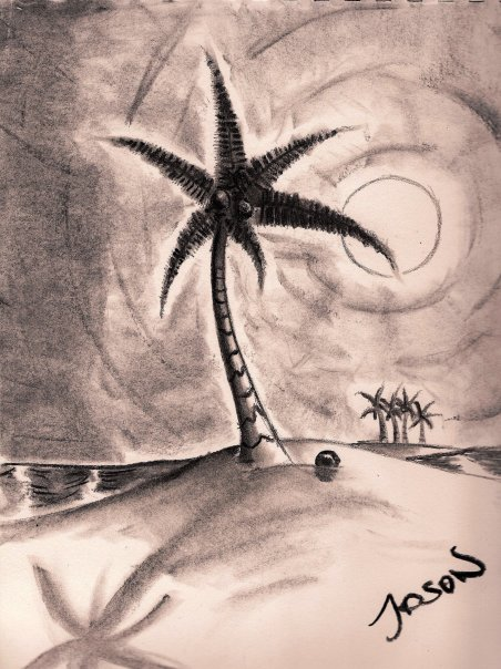 Palm Tree by wimpified