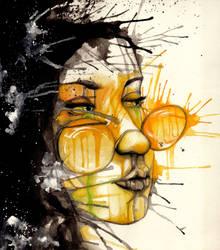 Sun Kiss by Cradlesin