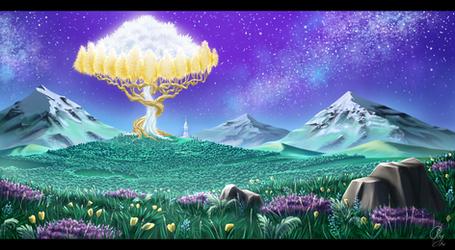 The Era Of Trees by Cappi-ka