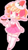 Ram Waitress by ableyinable
