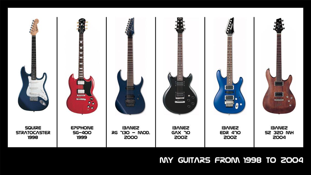 guitars by leadermax