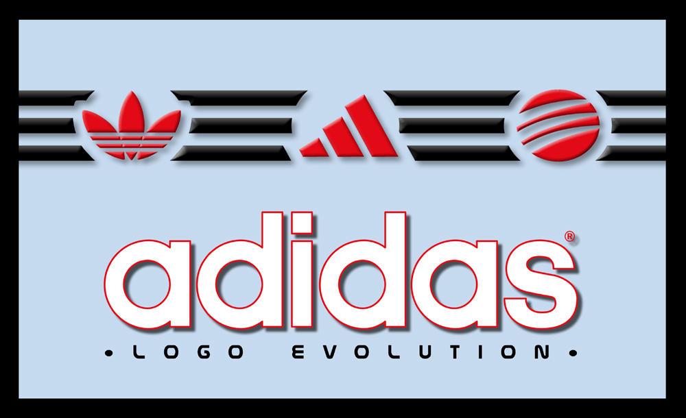 Image via Deviant Art Adidas Logo Evolution