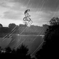 star trails and bmx
