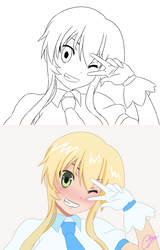 Anime Girl 005