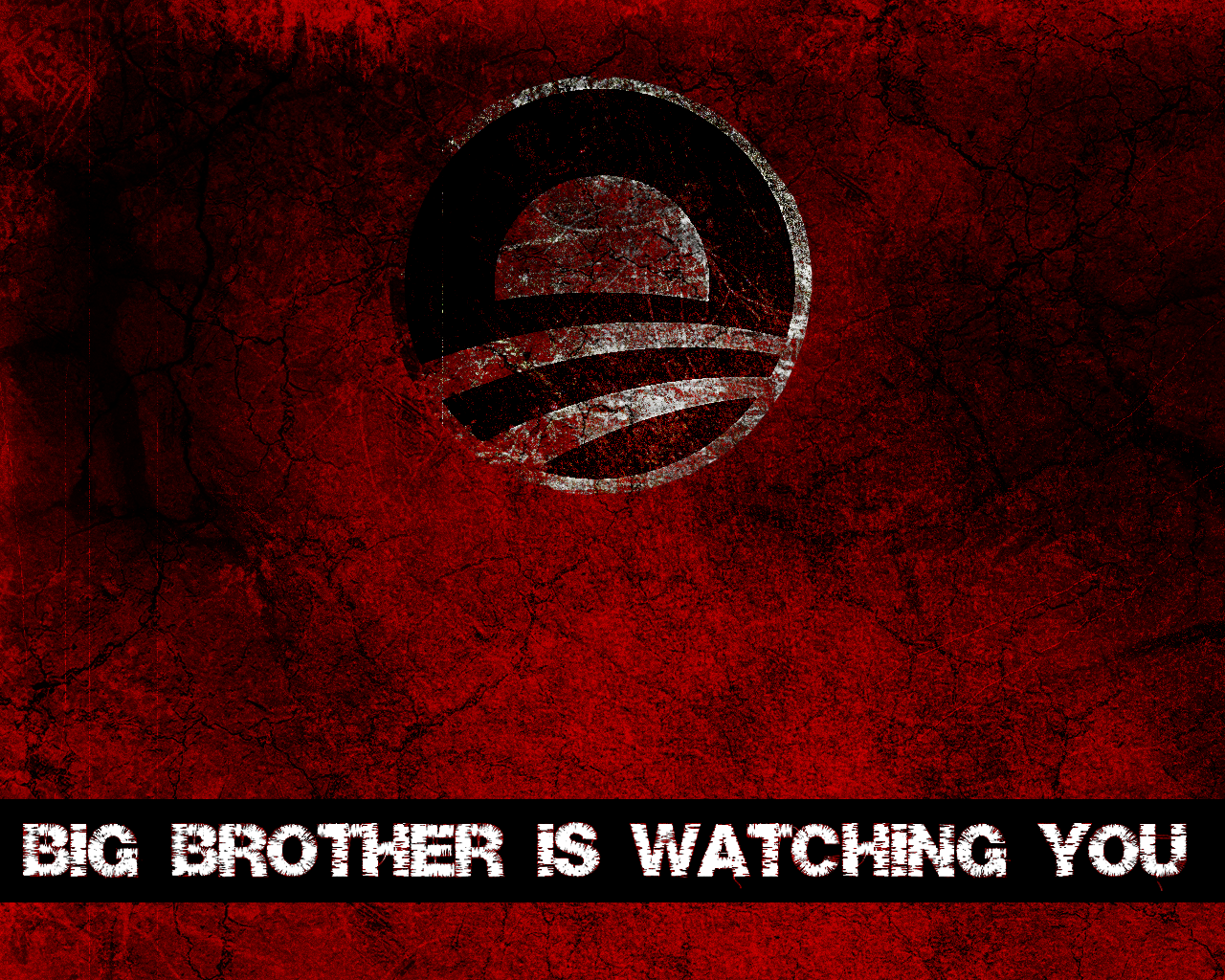 Anti Obama Wallpaper