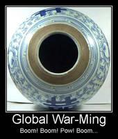 Global War-Ming by Hattmannen
