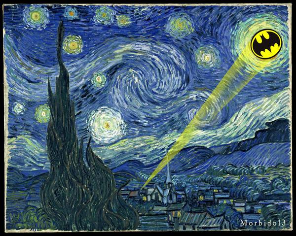Na-na-na-na-na-na-na-na-na-na-na-na-na-Van Gogh!!! by Morbido13