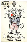Tom Bunk Sketch
