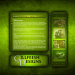 Gillfeesh Designs Layout 2