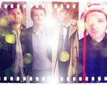 Misha Collins Fan Wallpaper