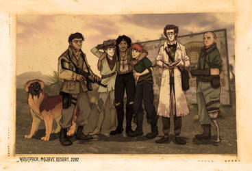 Wolfpack by Sfaira