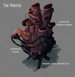 The Colonists: Porter by Sfaira