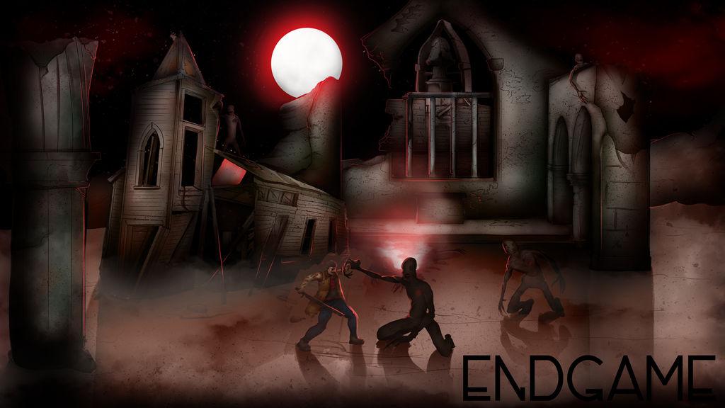 ENDGAME Citadel Scene by BlindDeafGhost on DeviantArt