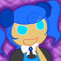 Blue Berry Cookie by darkstar1997