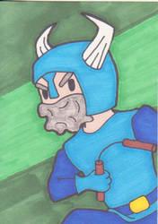 Sir Shmoopy of Awesometon by AsSeenOnLife