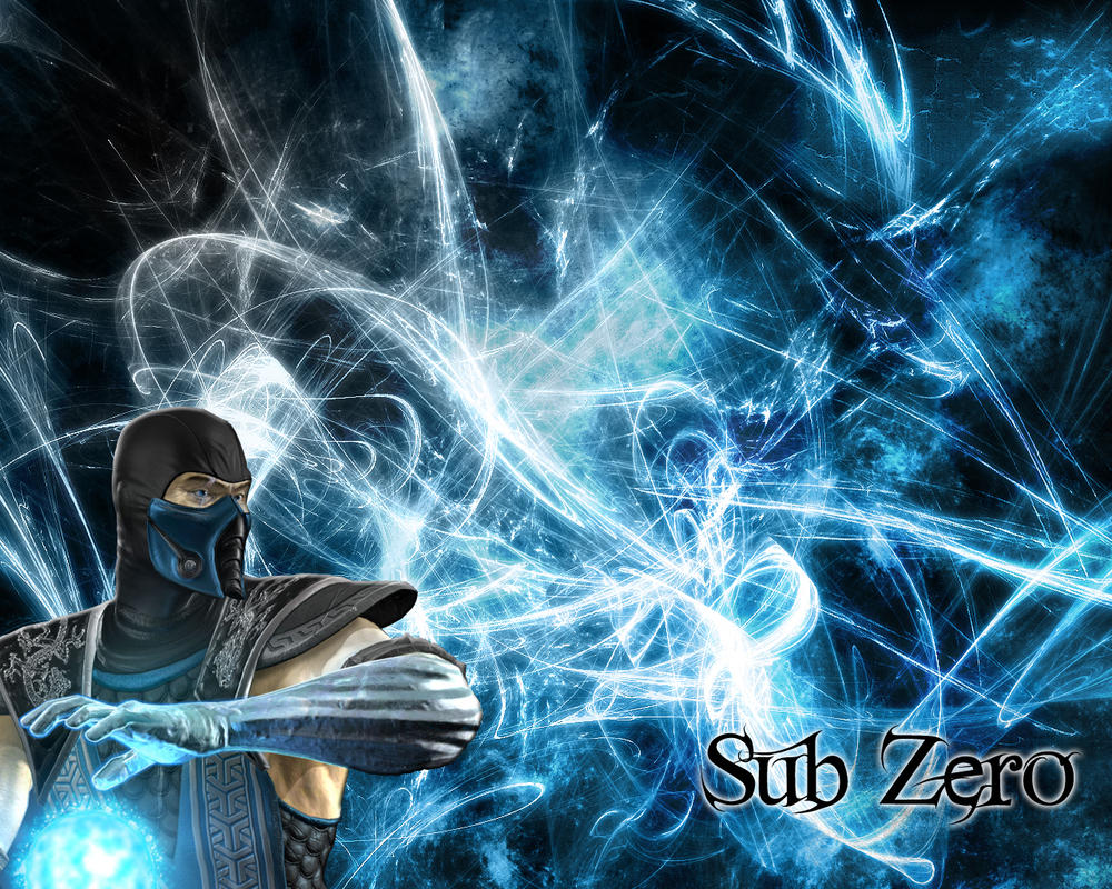 Sub Zero Wallpaper By Cataclysmic X