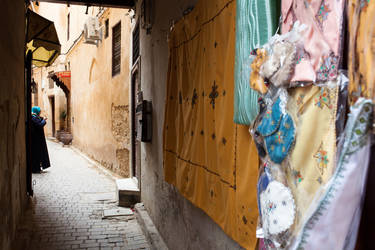 At the streets of Fez (I)