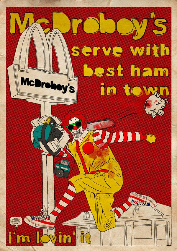 mcdroboy's by AFDROBOY