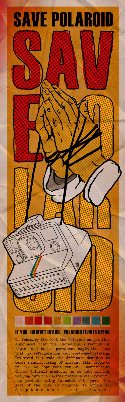 save polaroid by AFDROBOY