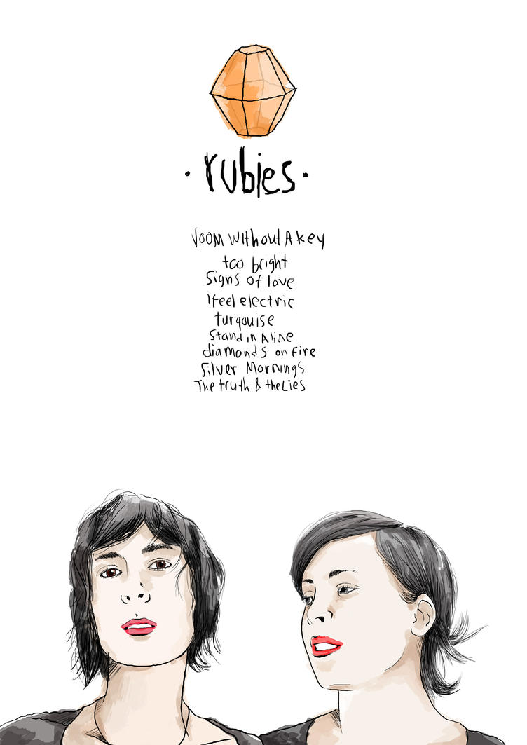 rubies by AFDROBOY