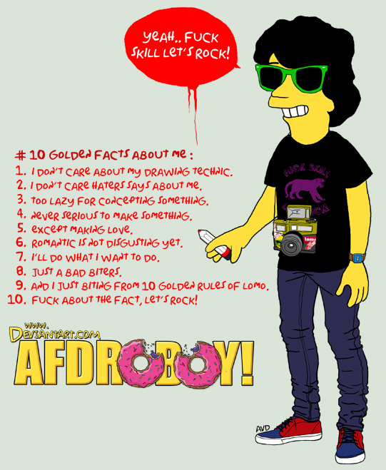 AFDROBOY's Profile Picture