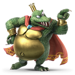 King K. Rool (4th Main) by DaquanHarrison16