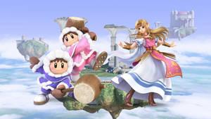 Ice Climbers Vs. Princess Zelda