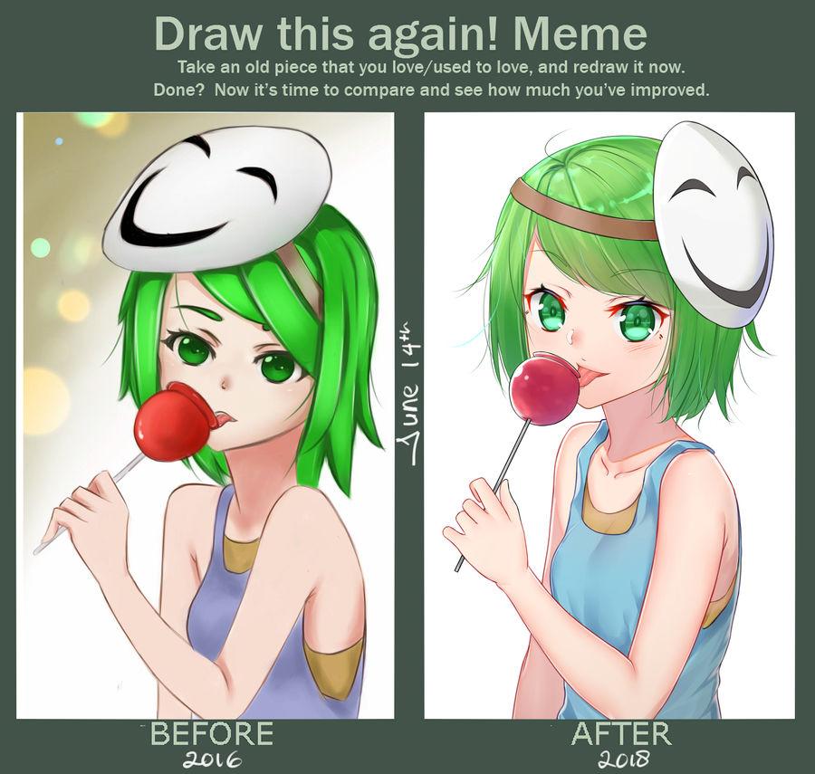 Draw this again by DaHadekan