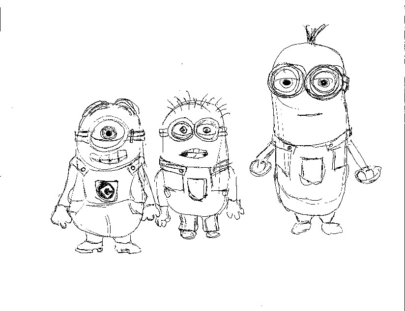 Minions Ink by 1niteknightgoes