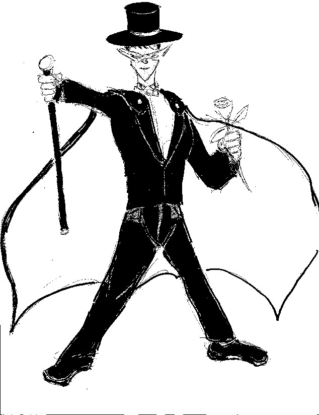 Tuxedo M@sk! by 1niteknightgoes