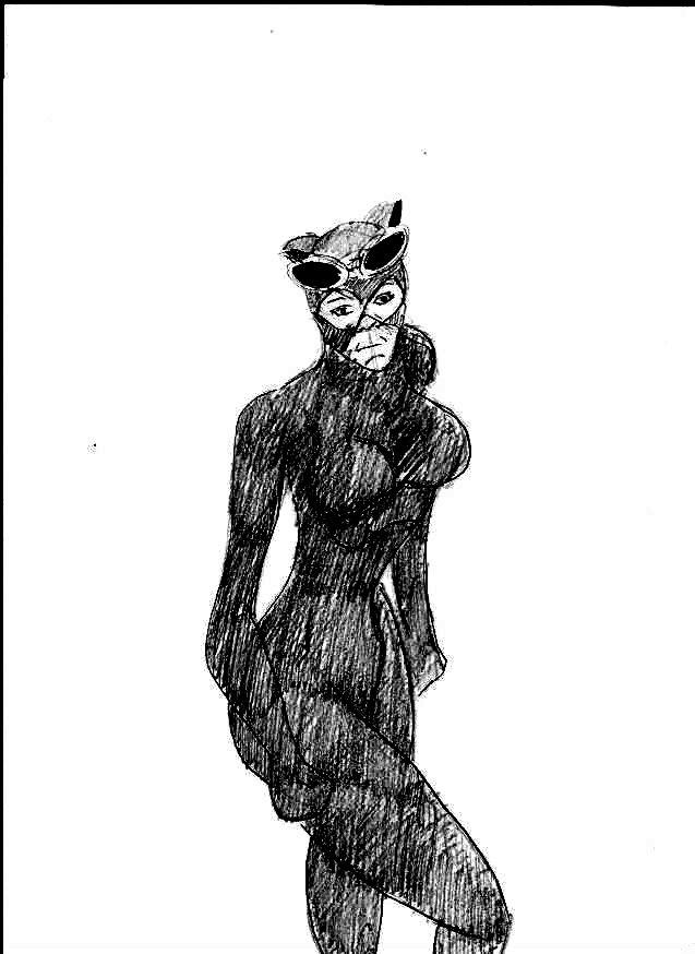 Catw0man1 by 1niteknightgoes