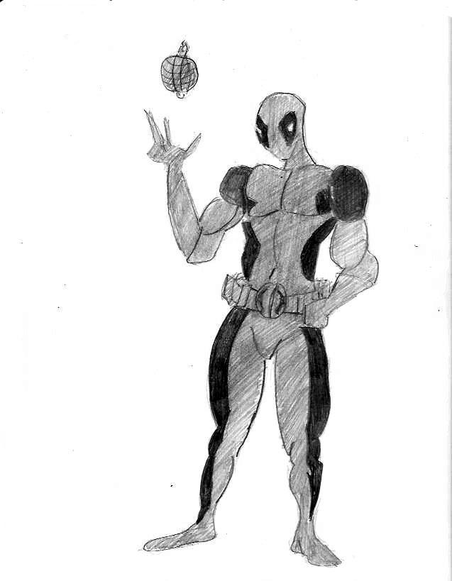 Deadpool! by 1niteknightgoes