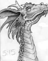 Marsupial Dragon by Rebecca1208