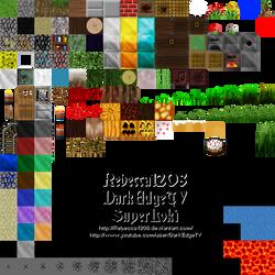 Minecraft - Terrain Pack 1 by Rebecca1208