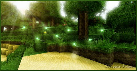 'Chrome' Forests by Rebecca1208