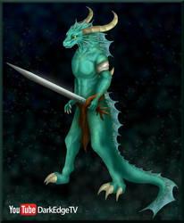 Dragonoid I by Rebecca1208