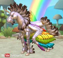 Spore - Space Pegasus by Rebecca1208