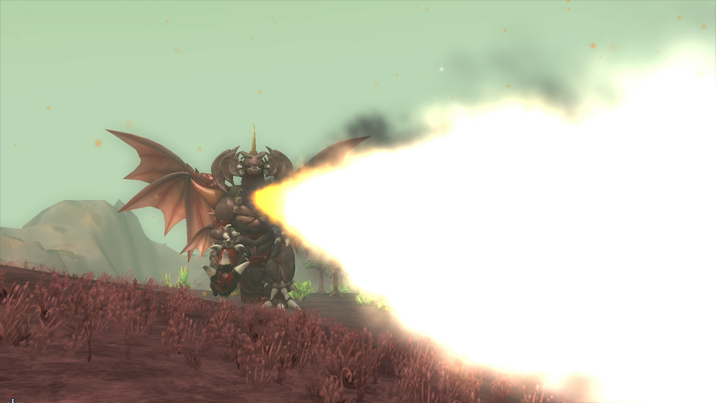 Random Spore Screenshot - Destroyah by Rebecca1208