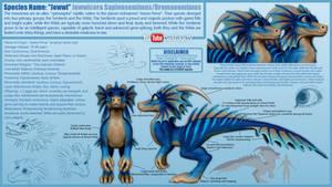 Species: Jowwicera - Reference Sheet